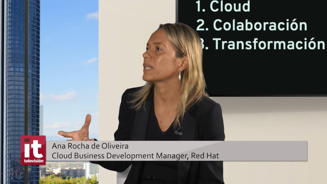 Ana Oliveira, Red Hat