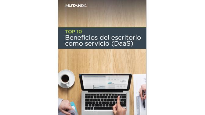 Top10 Benefits of Desktop as a Service