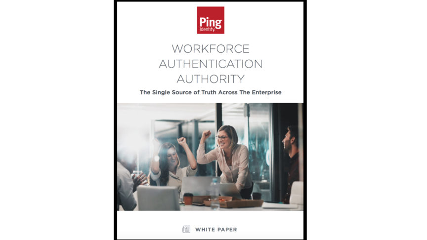 Workforce Authentication Authority