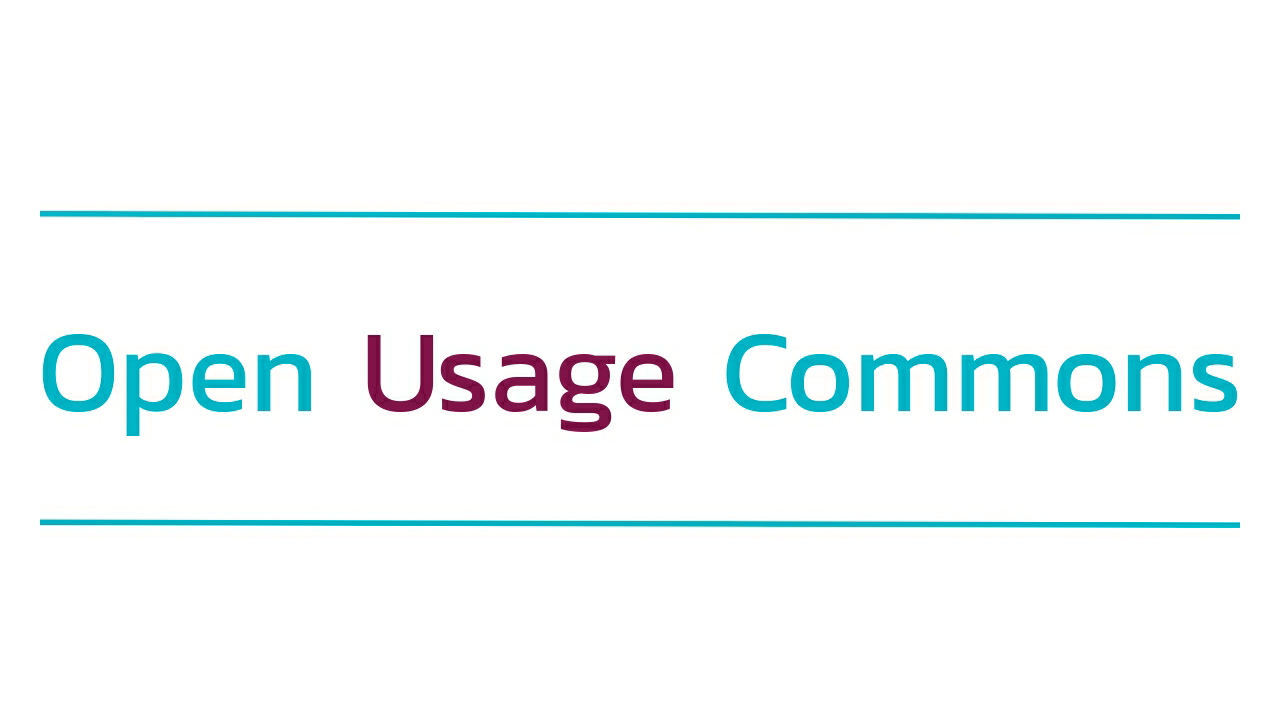 Open_Usage_Commons