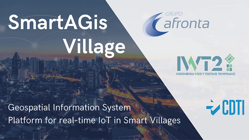 SmartAGis Village_Smart City